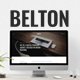 Belton – Minimal Black and White Multipurpose Joomla Theme