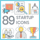 Business Startup Icons - GraphicRiver Item for Sale