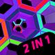VJ Loop - Hexagon Tunnel - VideoHive Item for Sale
