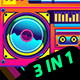 VJ Pack - Pop Retro 1 - VideoHive Item for Sale