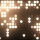 Gold Led Spot Light VJ Background - VideoHive Item for Sale