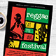 Reggae Flyer / Poster - GraphicRiver Item for Sale