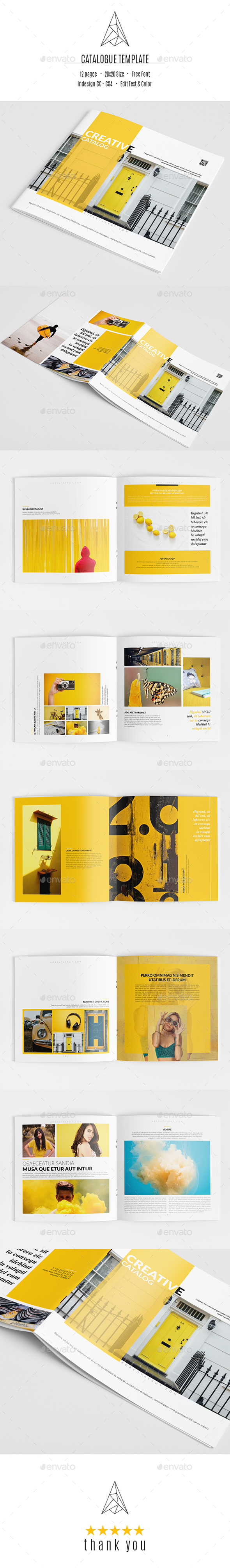 Creative Catalogue - Catalogs Brochures