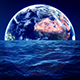 Earth View from Another Planet - VideoHive Item for Sale
