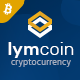 Lymcoin | Cryptocurrency & ICO WordPress Theme - ThemeForest Item for Sale