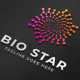 Bio Star Logo - GraphicRiver Item for Sale
