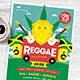 Reggae Festival Flyer / Poster - GraphicRiver Item for Sale
