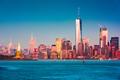 New York Harbor Skyline - PhotoDune Item for Sale