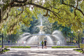 Forsyth Park, Savannah, Georgia, USA - PhotoDune Item for Sale