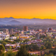 Asheville, North Caroilna, USA Skyline - PhotoDune Item for Sale