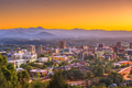 Asheville, North Caroilna, USA Skyline - PhotoDune Item for Sale