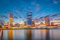 Milwaukee, Wisconsin, USA Skyline - PhotoDune Item for Sale