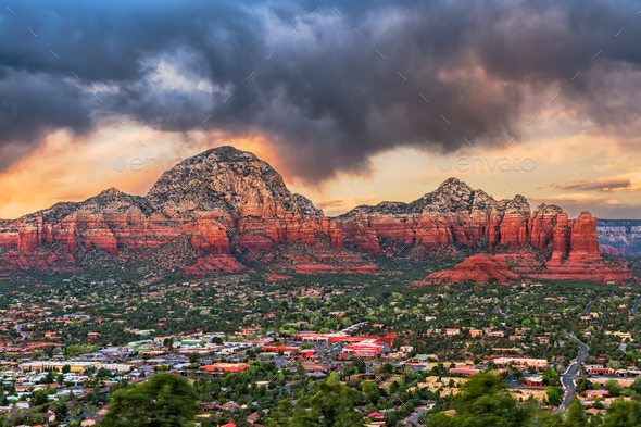 Sedona, Arizona, USA - Stock Photo - Images