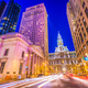Philadelphia, Pennsylvania, USA on Broad Street - PhotoDune Item for Sale
