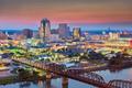 Shreveport, Louisiana, USA Skyline - PhotoDune Item for Sale