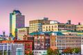 Worcester, Massachusetts, USA Skyline - PhotoDune Item for Sale
