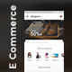 Full E-commerce App UI | 3 Apps | 59 Screens - GraphicRiver Item for Sale