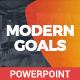 Modern Goals - GraphicRiver Item for Sale