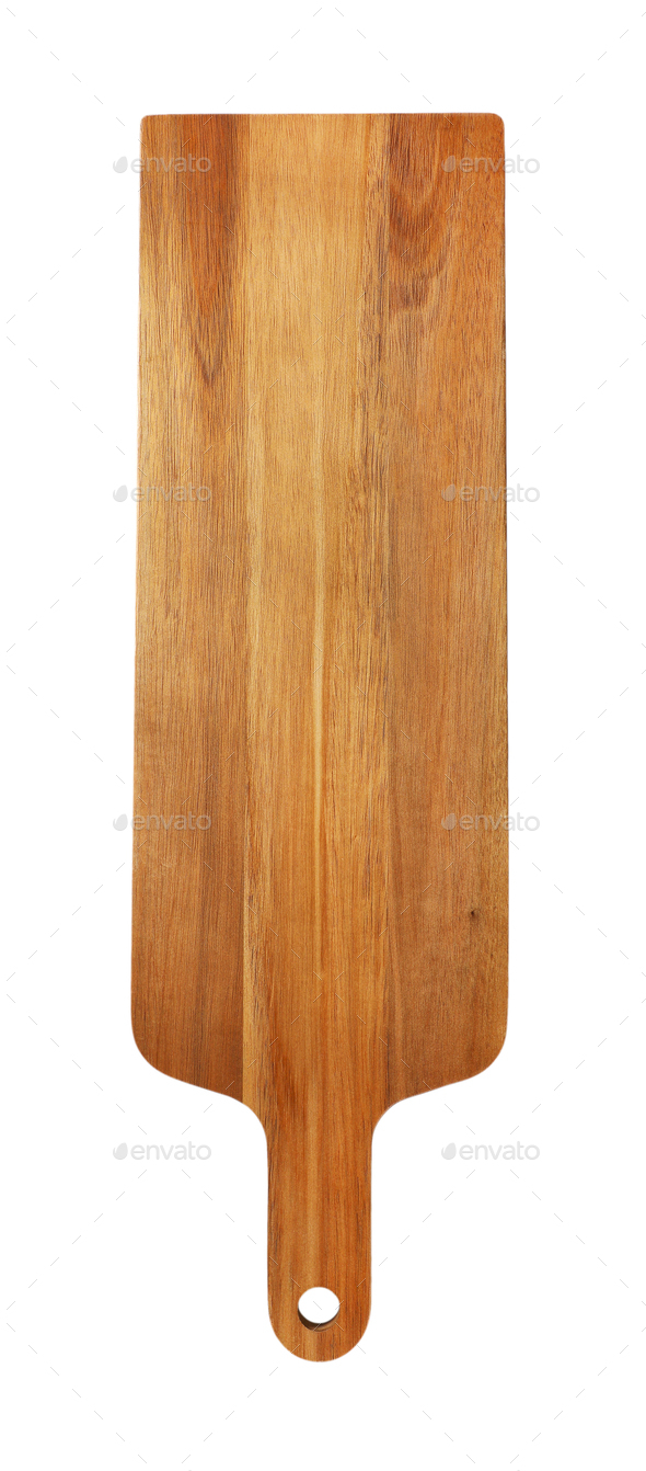wooden cutting board - Stock Photo - Images