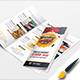 Restaurant Trifold Brochure - GraphicRiver Item for Sale