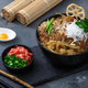 fried pork cutlet rice bowl Katsudon, Japanese food style - PhotoDune Item for Sale