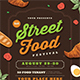 Street Food Event Flyer