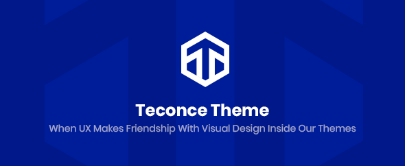 Teconce theme cover photo