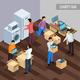 Household Appliances Disbursement Composition