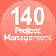 Project Management Line Icon - GraphicRiver Item for Sale