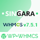 Singara - Multipurpose Hosting with WHMCS WordPress Themes - ThemeForest Item for Sale