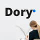 Dory – Bootstrap 4 Startups Business Template - ThemeForest Item for Sale