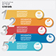 Infographic design template with text boxes. - GraphicRiver Item for Sale