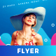 Summer Vibes Flyer / Poster - GraphicRiver Item for Sale
