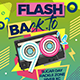 Flashback to 90's - GraphicRiver Item for Sale