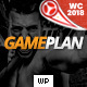 Gameplan - Event and Gym Fitness WordPress Theme - ThemeForest Item for Sale