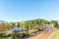 Landscape with bridge on road R396 over the Bell River - PhotoDune Item for Sale