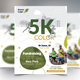Color Run Flyer - GraphicRiver Item for Sale