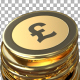 British Pound Coins - VideoHive Item for Sale