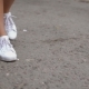 Female Legs Going on Street - VideoHive Item for Sale