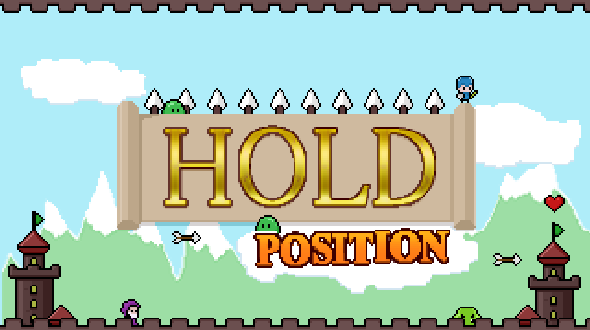 Hold position 3 - HTML5 game. Mobile adaptive, construct 2-3            Nulled