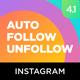 Instagram Auto Follow & Unfollow Modules for Nextpost Instagram - CodeCanyon Item for Sale