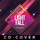 Light Fall - CD Artwork - GraphicRiver Item for Sale