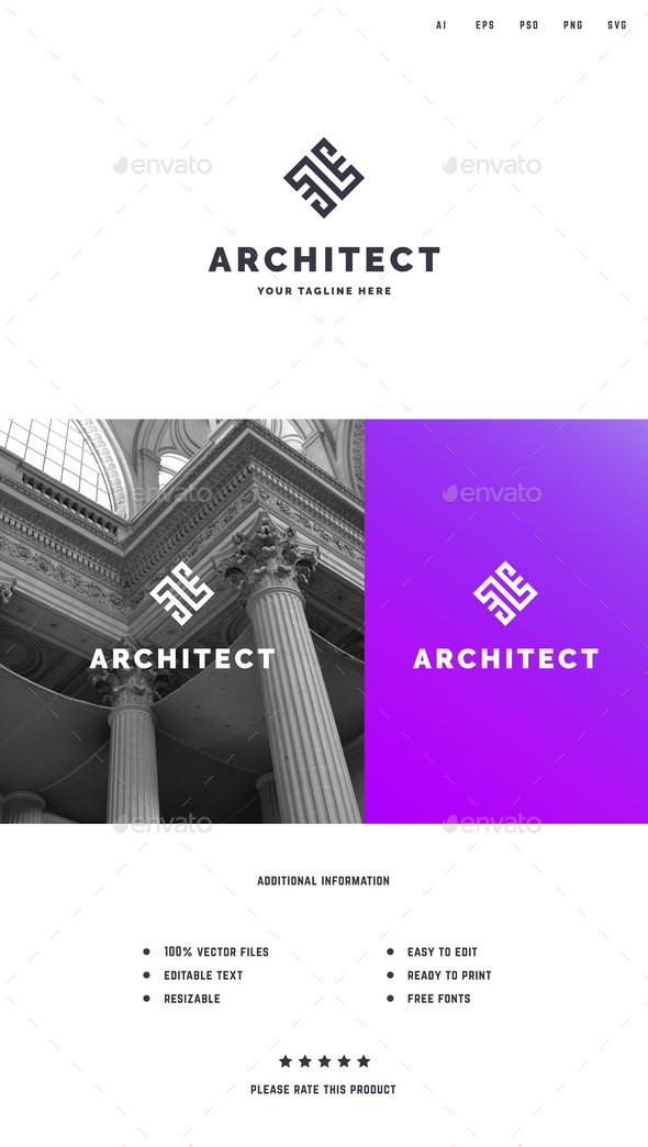Abstract Logo Template - Symbols Logo Templates