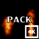 Fire Pack 4K - VideoHive Item for Sale