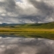 Mountain Lake on a Cloudy Day - VideoHive Item for Sale