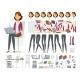 Businesswoman - Vector Cartoon People Character - GraphicRiver Item for Sale