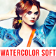Watercolor Soft Painting Photoshop Action - GraphicRiver Item for Sale