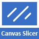 Canvas Slicer Slider