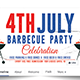 4th of July Facebook Cover - GraphicRiver Item for Sale