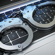 Handcuffs on the laptop keyboard. Internet cyber crime, hacking - PhotoDune Item for Sale